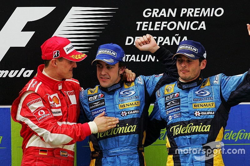 Scheckter: Pencapaian Alonso di F1 terlalu