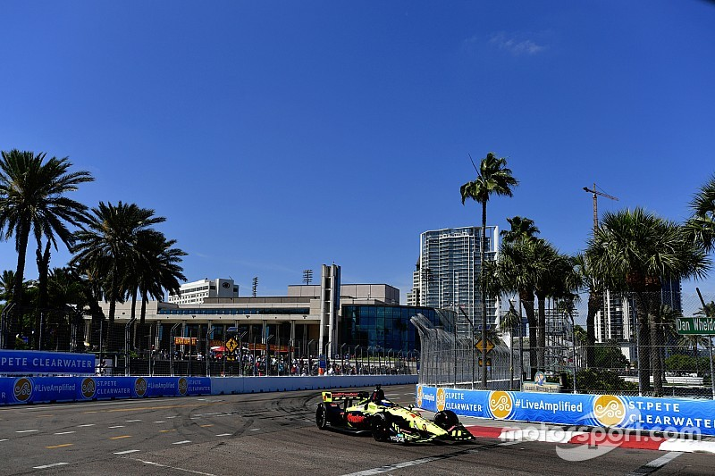 St. Petersburg IndyCar facts and figures