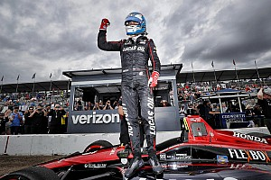 "IndyCar Breaking news Wickens on his shock pole: ""Do I feel I earned it? Absolutely"""