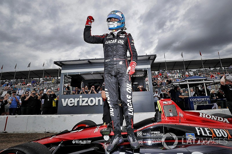 """Wickens on his shock pole: """"Do I feel I earned it? Absolutely"""""""