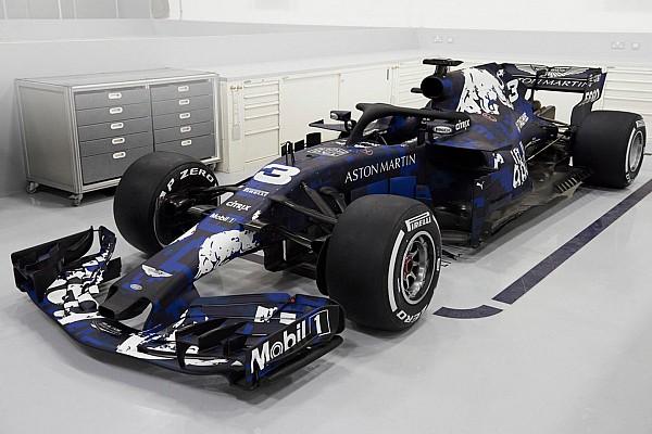 Formule 1 Actualités Red Bull lève le voile sur sa RB14