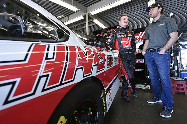 NASCAR XFINITY Commentary How a former Olympian is training Ford's rising NASCAR stars