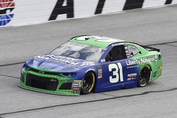 Ryan Newman lidera la práctica final en Atlanta
