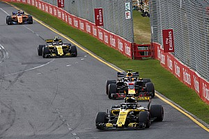 雷诺呼吁在2019-20年冻结F1引擎