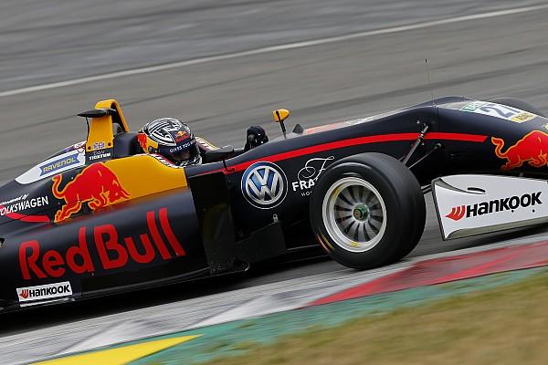 F3-Euro Crónica de test Palou termina la pretemporada de la FIA F3 a 83 milésimas de Ticktum