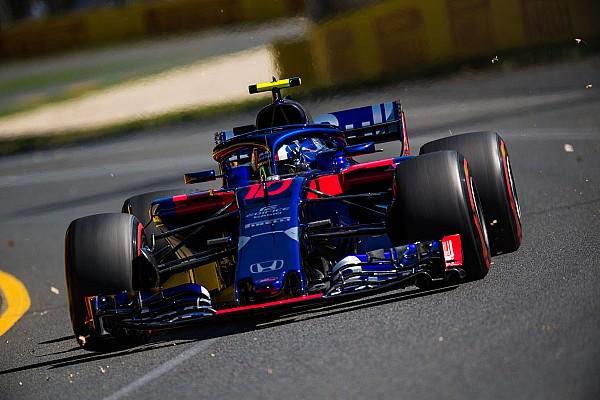 Formula 1 Son dakika Toro Rosso pilotları sıralama turlarının ardından üzgün