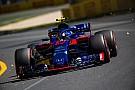 Toro Rosso pilotları sıralama turlarının ardından üzgün