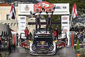 WRC Galería GALERÍA: Lo mejor del Rally Montecarlo de WRC