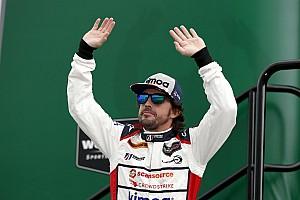IMSA Intervista Alonso: