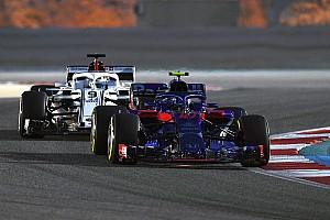 Formel 1 Reaktion Dank Setup-Offenbarung: Toro Rosso in den Top 10