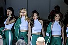 Grid girls brasileiras brilham sob sol de Interlagos