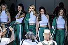 Grid girl critica F1 por ameaça de proibição de atividade