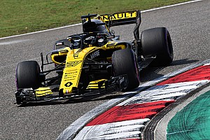 Forma-1 Beharangozó Bemutatkozik a Renault továbbfejlesztett versenygépe, és jön az új motor