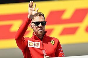 Fórmula 1 Entrevista Vettel evita polémica con Verstappen