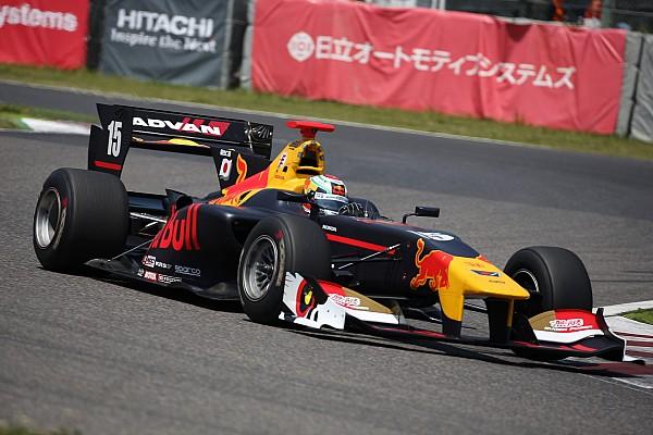 Super Formula Breaking news Fukuzumi explains issue that cost debut podium