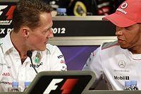 Mick Schumacher évoque le record de 91 victoires de son père