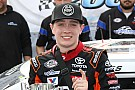 ARCA Christian Eckes holds off Chandler Smith to score first ARCA win