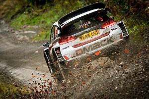 WRC Репортаж з етапу Ралі Уельс: шалений Еванс