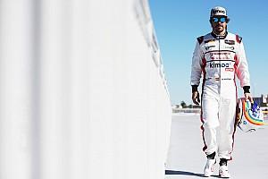 Fernando Alonso está listo para
