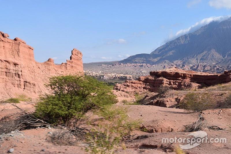 Dakar, in viaggio con Toyota: e finalmente arriva l'Argentina!