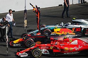 Formula 1 Yarış raporu 2017 Meksika GP: Verstappen kazandı, Hamilton şampiyon oldu!
