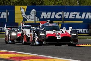 WEC Noticias Toyota no dejó a Conway luchar por la victoria contra Alonso en Spa