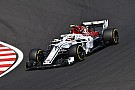 Leclerc: Poor start made Sauber's progress look even bigger