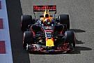 Formula 1 Verstappen, aracın dengesinden memnun değil