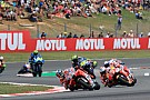 MotoGP En 2 courses, Lorenzo a bondi parmi les outsiders au championnat