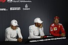 French GP: Post-qualifying press conference
