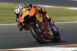MotoGP Breaking news Espargaro forced to start Valencia finale from pitlane