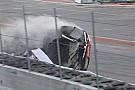Галерея: аварія Porsche Carrera на Кубку Італії
