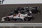 IndyCar Carpenter rues missed chance to attack Power for Indy win