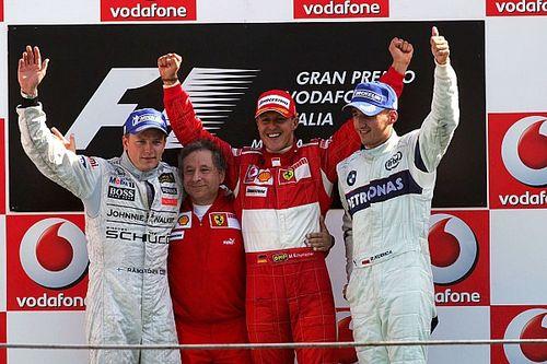 Nostalji - 2006 Monza krizi: Michael Schumacher isteyerek mi emekli oldu?