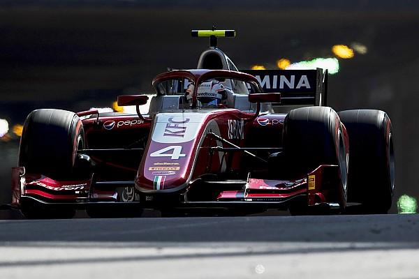 """FIA F2 Nieuws De Vries niet beloond in Monaco: """"We waren megasnel"""""""