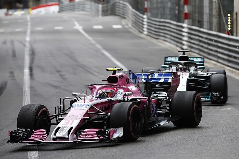 У Force India спростували чутки про допомогу Хемілтону в Монако