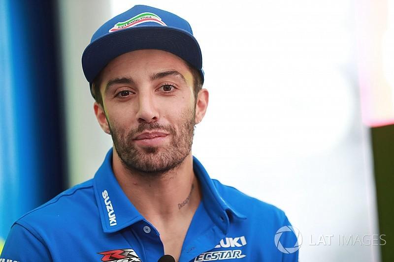 Iannone: Desempenho em Mugello prova infelicidade da Suzuki