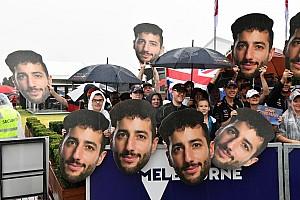 Formule 1 Toplijst In beeld: De mooiste foto's van de zaterdag in Albert Park