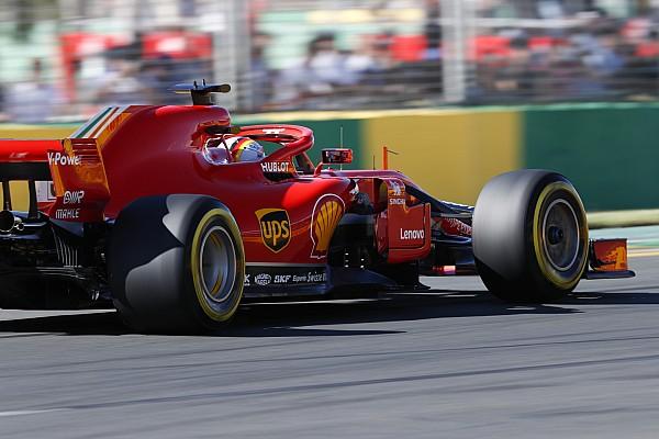 F1 速報ニュース 5番手のベッテル「バランスが悪かった。SF71Hは速さを秘めている」