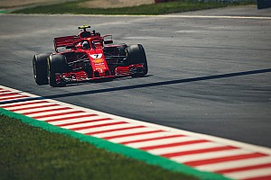 Formel 1 News Ferrari bestätigt: Motorwechsel bei Kimi Räikkönen