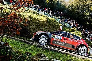 WRC Résumé de spéciale ES5 - Un scratch de Loeb qui attise les regrets