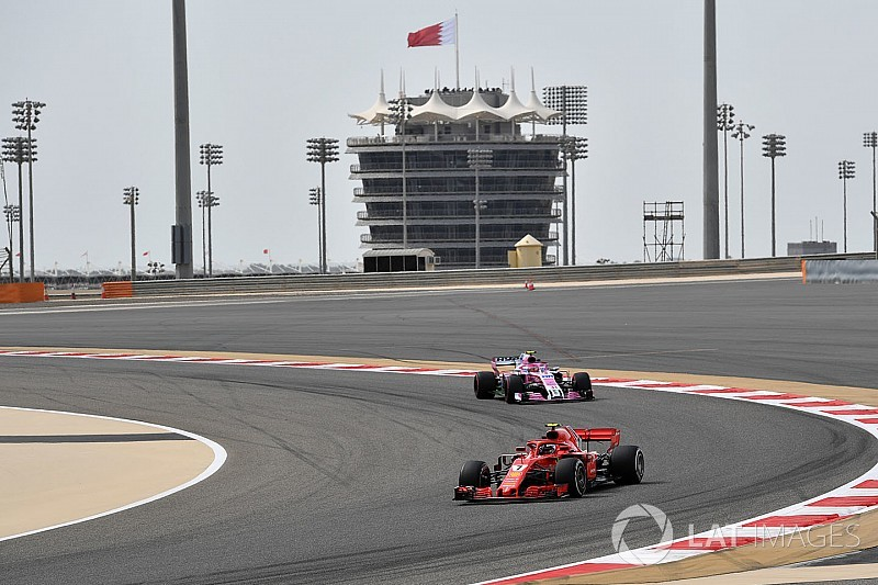 F1 abandons plans to hold winter testing in Bahrain