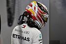 Хэмилтон не смог объяснить отставание Mercedes от Ferrari