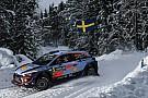 WRC İsveç Rallisi: Neuville lider, ilk üç Hyundai sürücülerinin