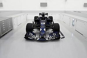 GALERÍA: Así es el nuevo monoplaza de Red Bull Racing