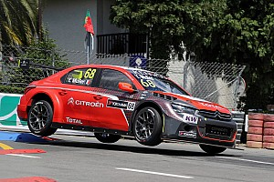 WTCC Race report Citroën widens the gap