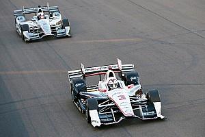 IndyCar Breaking news Firestone still investigating Penske tire deflations at Phoenix