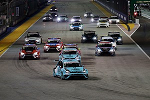 TCR Rennbericht TCR in Singapur: Siege für Honda und Volkswagen bei Stadtfahrt