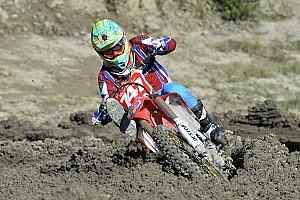 Motocross Italiano Gara A Cavallara Michele Cervellin vola verso il titolo italiano della MX2