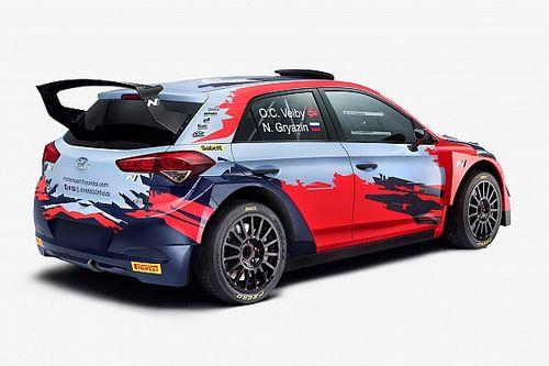 Hyundai zaangażowany w WRC 2